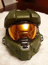 Microsoft Halo Master Chief Mask Halloween Costume Cosplay by Disguise