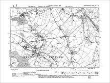 Linton, Weston under Penyard, Old Map Herefordshire, 1905: 52NW