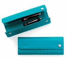 Cross Office Accessories Turquoise Double Pen Pouch case - AC128-11