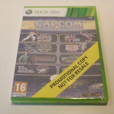 Capcom Digital Collection-Microsoft Xbox 360 promo game-NEW & SEALED