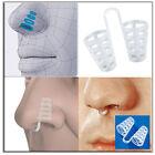 1set Silicone Anti Snore Nasal Dilators Apnea Aid Device Stop Snoring Stopper