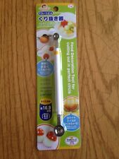 Food Decoration Tool for cutting out in perfect circle from Daiso JAPAN