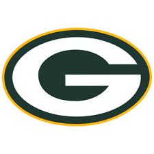 Green Bay Packers NFL Car Truck Window Decal Sticker Football Laptop Bumper