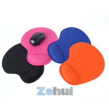 US Soft Gel Mouse Mice Pad Rest Comfort Wrist Support Mat Gaming PC Computer NEW