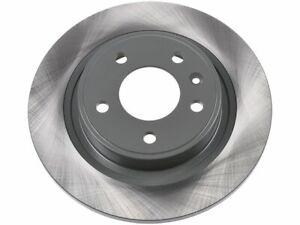 For 2011-2015 Chevrolet Volt Brake Rotor Rear API 12639VG 2012 2013 2014