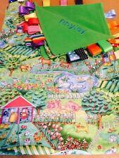 Farm Personalised Nursery Blankets & Throws