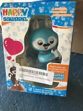HAPPY SQUIRREL ELECTRONIC INTERACTIVE FINGER PET  FUN TOYS FOR KIDS-Lot O 6-16C