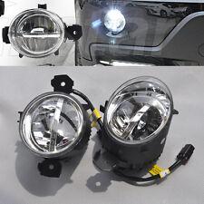 2x Error free projector LED cree Fog Light For BMW X1 X3 X5 E81 E82 E87 E83 E70