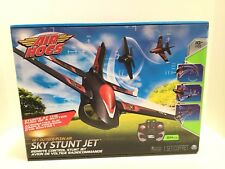 Air Hogs RC Sky Stunt, Stunt Plane - RED Discontinued RARE New