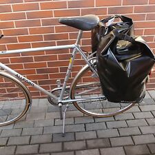 BAGS CROSSO Dry Waterproof set of Two panniers  2 x 30L Panners - touring