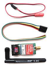 Immersion RC 200mW 5.8GHz 15Ch Raceband A/V FPV Transmitter TX5G8200RB
