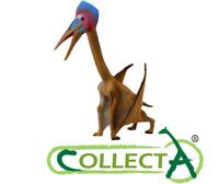 Dinosaure Hatzegopteryx 15 cm Figurine Peint à la Main Jeux Jouet Collecta 88441
