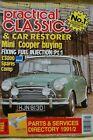 Practical Classics October 1991 Buying Mini Cooper + Alfasud + MG Y rebuild