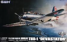 LION ROAR® L4809 Douglas TBD-1 Devastator VT-6 at Wake Island 1942 in 1:48
