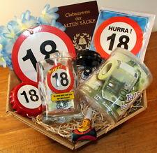 18 Geburtstag Geschenk Junge Geschenkidee Geburtstagsgeschenk Geschenke lustig