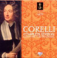 RÉMY BAUDET/+ - CORELLI EDITION: COMPLETE WORKS/GESAMTWERK 10 CD NEU