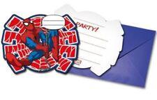 Decoración para fiestas de Spider-Man
