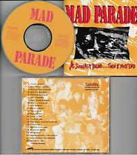 Mad Parade – As Soon As It Begins...Then It Must End  CD Album  1992