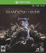 Middle Earth: Shadow Of War Xbox One New Xbox One, Xbox One