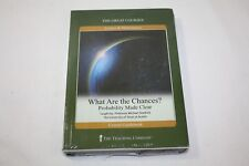 Teaching Company Great Courses DVDs What are the Chances Probability Made Clear