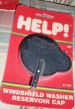 GM Windshield Washer Fluid Reservoir Caps Dorman 47107 (FOR 2 CAPS)