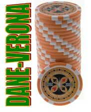 BLISTER da 25 Fiches/Chips 14 gr. mod. ULTIMATE POKER Valore 20.000