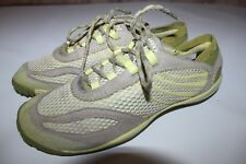 Merrell Pace Glove Aluminum Women's 6 Green Running Jogging Shoes Sneakers Mesh