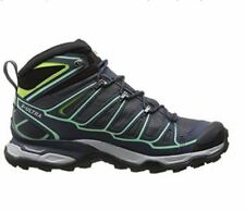New Salomon Womens X Ultra Athletic Support Training Hiking Trail Mid Boots Sz 6