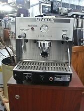 """Espresso, Cappuccino, Latte, Mocha machine """"Elektra"""""""