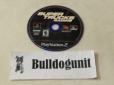 Super Trucks Racing PS2 Disc Only Playstation 2 Game