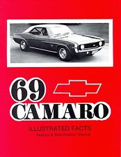 1969   69  CAMARO/SS/Z28/RS   ILLUSTRATED FACTS