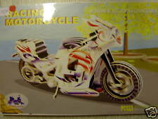 puzzle en 3 d motocyclette