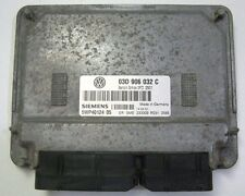 VW POLO 2001 - 2009 ENGEN ECU CONTROL UNIT 03D906032C  SIEMENS MADE IN GERMANY