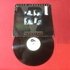 The Vibrators - Fifth Amendment :Ram Records #CHP LP 002 Vinyl 1985 UK, VG+ Copy
