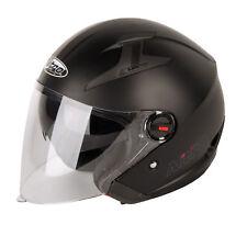 Nitro X600 Tetra Open Face Motorcycle Helmet Size L