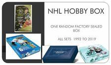 NHL Hobby Box - Factory Sealed Edition - 1 factory sealed box per order