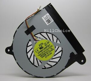 Original New CPU Cooling Fan For Dell Inspiron 17R 5720 7720 3760 Laptop 0D0D6C