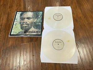 Death Grips Exmilitary Color Vinyl Record LP Experimental Hip Hop Rap Rare