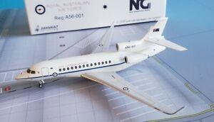 NG Model 1:200 Dassault Falcon 7X Royal Australian Air Force A56-001