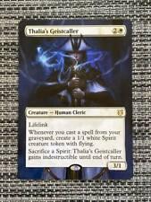 Thalia's Geistcaller MTG Magic Commander Hand Painted Extended Altered Full Art
