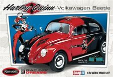 Polar Lights Harley Quinn VW Beetle snap 1/25 scale model car kit new 944
