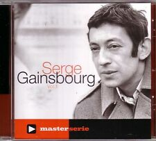 CD (NEU!) SERGE GAINSBOURG Master Serie 1 (Best of Je t'aime..moi non plus mkmbh