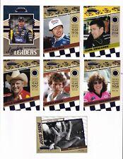 2011 Legends PURPLE PARALLEL #32 Ricky Rudd BV$7.50! #16/25! SUPER SCARCE!