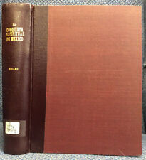 LA CONQUISTA ESPIRITUAL DE MEXICO By Angel Maria Garibay  - 1947 - Catholic