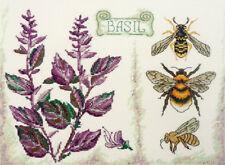 "Counted Cross Stitch Kit MARY WEAVER (MARYA ISKUSNITSA)  ""Basil"""