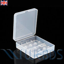 1 X 18650 Batteries Protective Travel box Storage Case Holder NEW