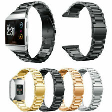 Replacement Stainless Steel Metal Band Wristband Strap for Fitbit Ionic Bracelet