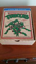 TMNT Blu-ray 25th Anniversary Teenage Mutant Ninja Turtles Out of Print