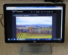 "HP W1907 HSTND-2261F 19"" Widescreen LCD Monitor with Built-in Speakers"
