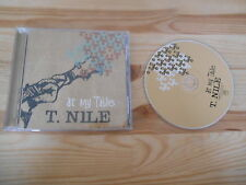 CD Indie T.Nile - At My Table (10 Song) PRIVATE PRESS